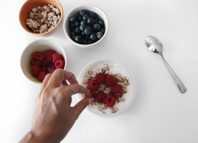 Noosa Yoghurt Parfait