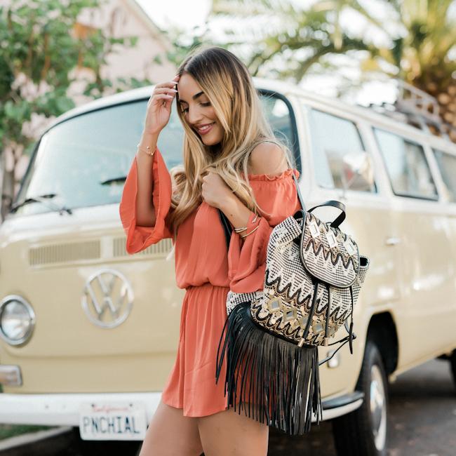 Rebecca Minkoff Taj Backpack