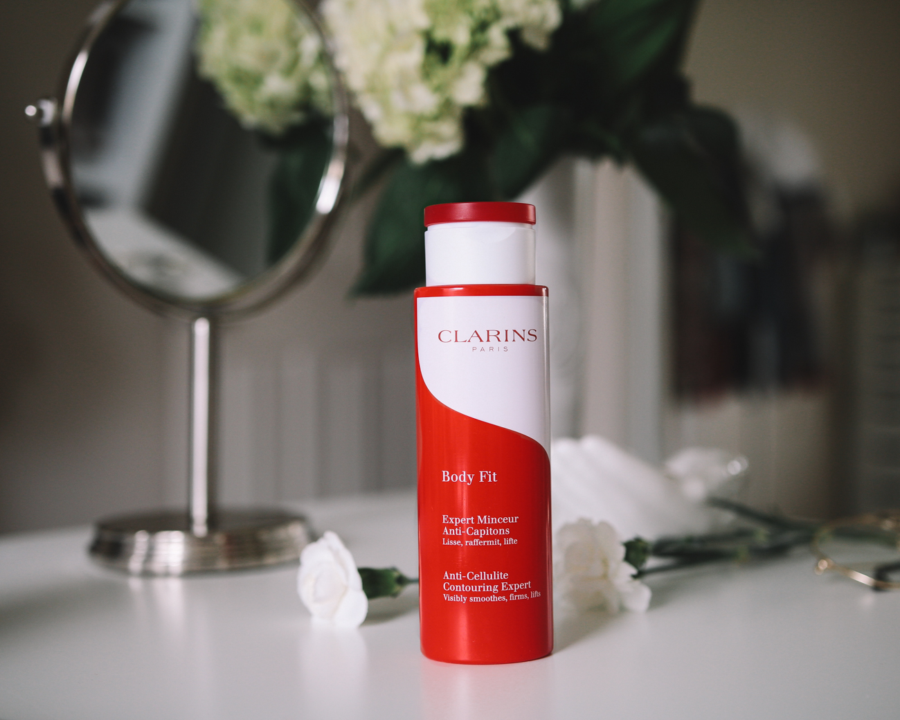 Clarins - Body Fit Anti-Cellulite Contouring Expert -200ml/6.9oz Image Skin care Ageless Total Retinol A Creme 1 oz