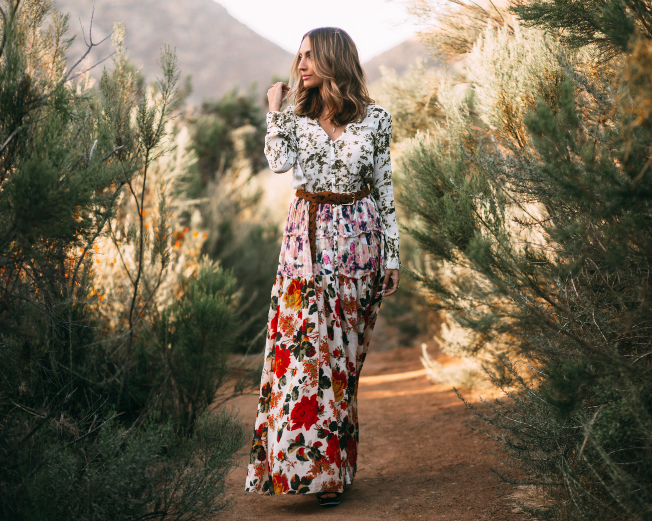 Clashing Florals Free People