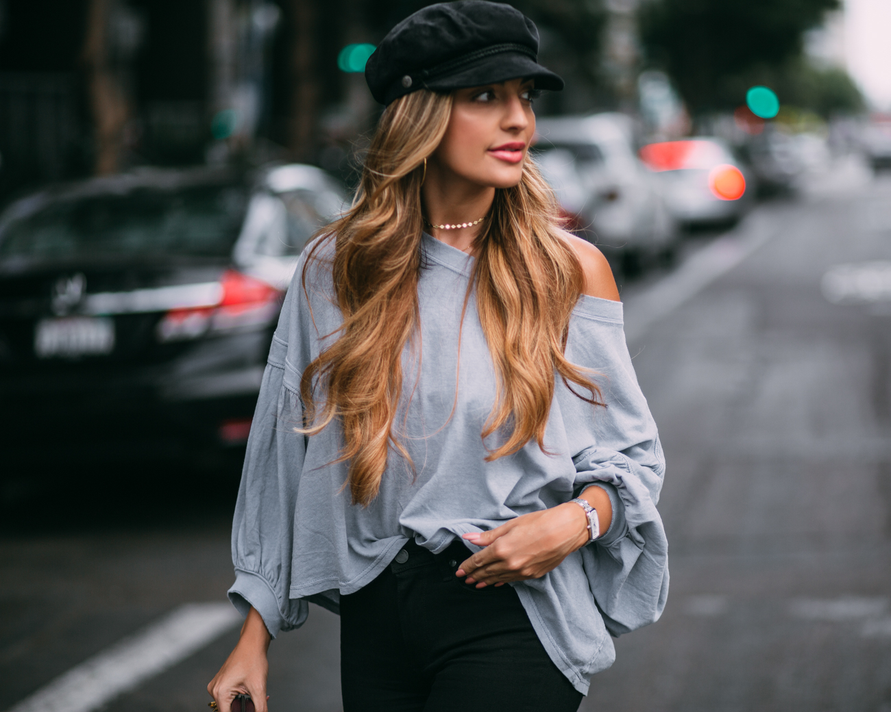 How To Style The Newsboy Hat