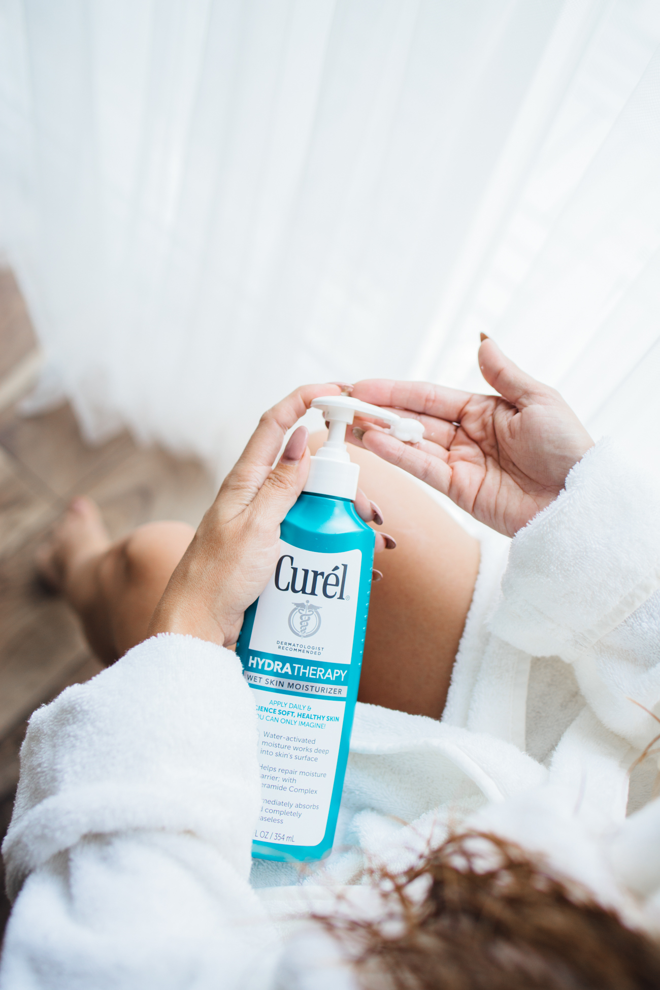 Curel Hydra Therapy Moisturizer