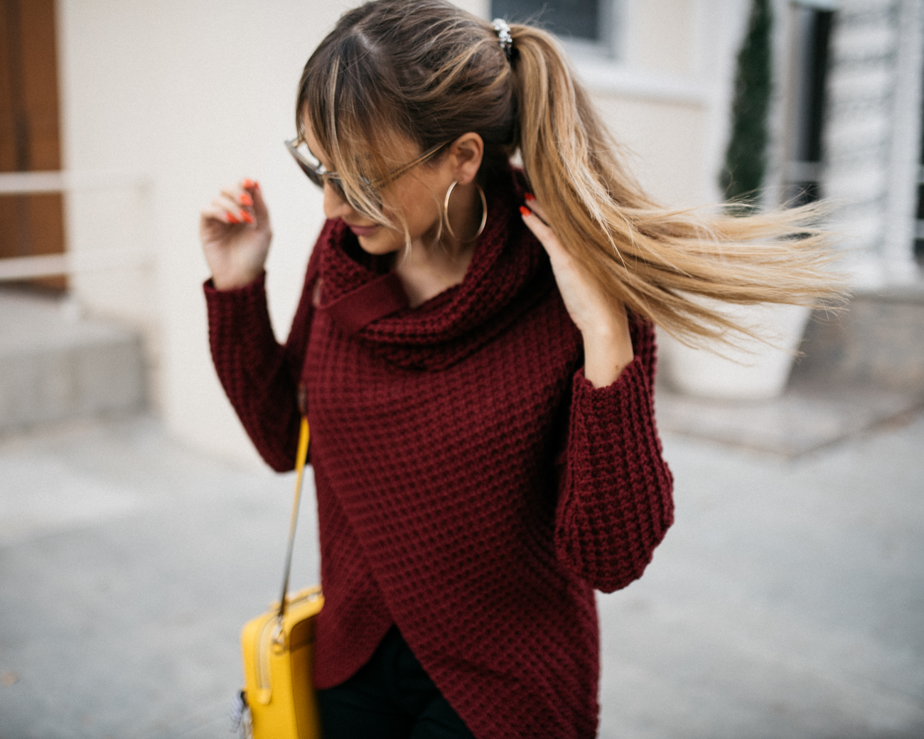 Vici Button Sweater