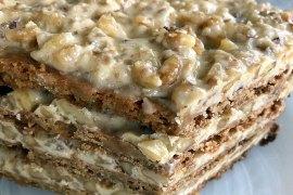 Annushka Russian Cake Recipe