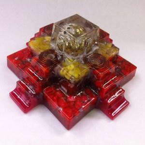 マヤピラミッド オルゴナイト