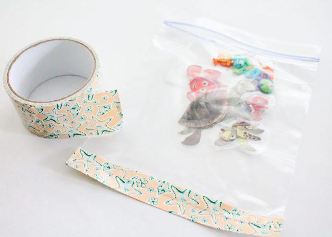 Finding Dory Sensory Bag 002