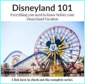 Disneyland 101 Button