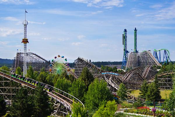Idaho's Theme Park- Silverwood