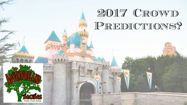 4 Parks in 1 Day Challenge and 2017 Crowd Predictions
