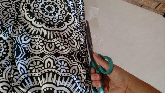 DIY Waterproof Picnic Blanket