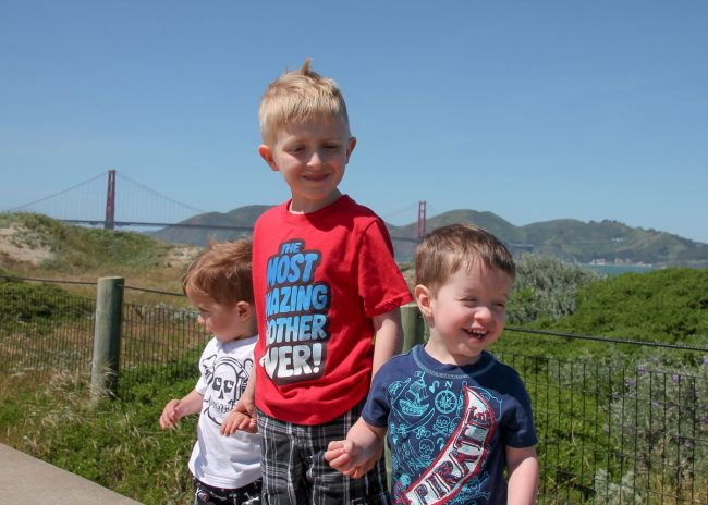 Road Trip with Toddlers