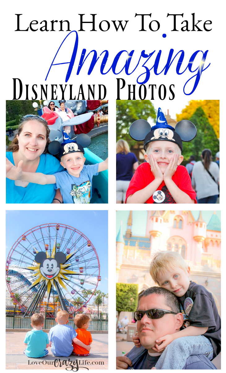 You can take amazing Disney photos even if you don't have a fancy camera or photography training. Learn how and check out these awesome tips.  Disney | Disneyland | Travel | Vacation | Photography | Travel With Kids | Travel Tips | Photography Tips | Family Pictures