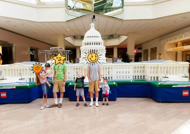 Everything Was Awesome At The LEGO Americana Roadshow