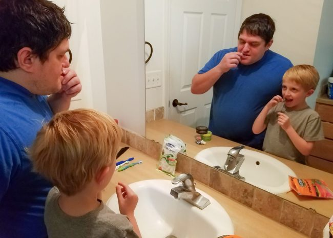 Take The Family Floss Challenge