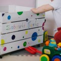 Toddlers can do chores like cleaning up toys