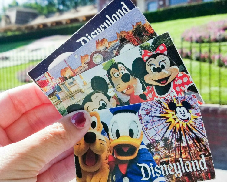 Best Disneyland Ticket deals