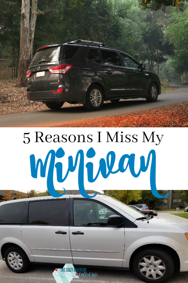If you are debating between a Minivan and a SUV, read this post. Former Minivan driver sharing 5 reasons they wish they had their minivan instead of a suburban. #cars #family #parenting