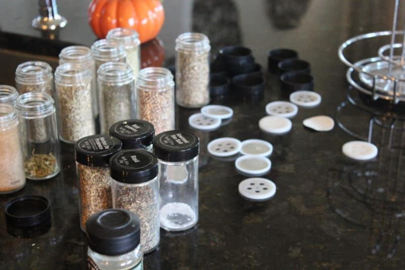 Make Old Spice Jars Useful