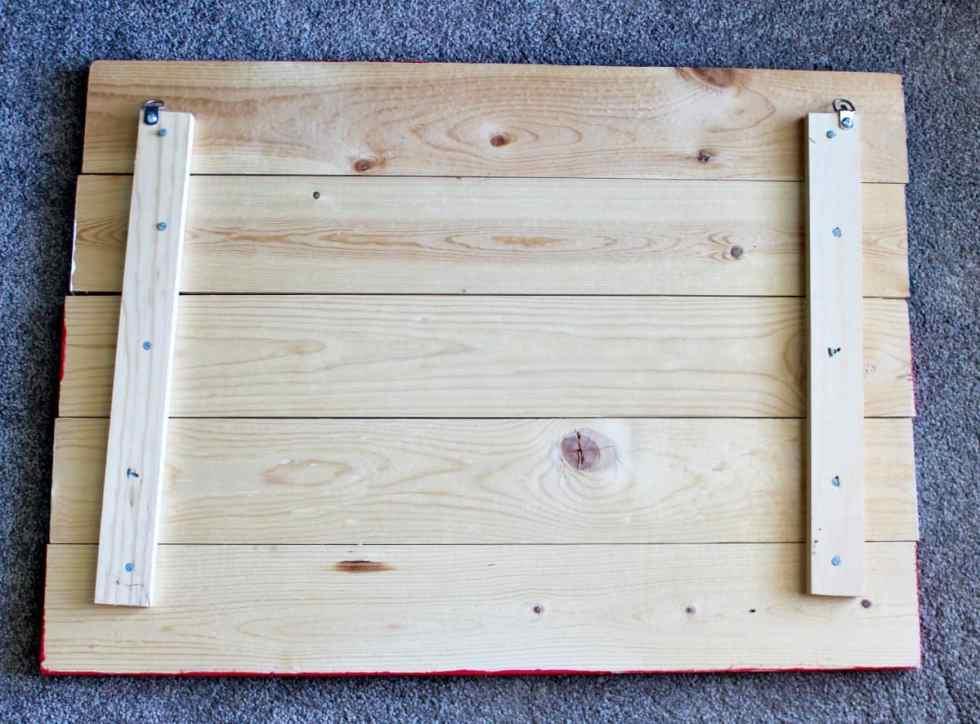 4th of July decor, American Flag wood DIY