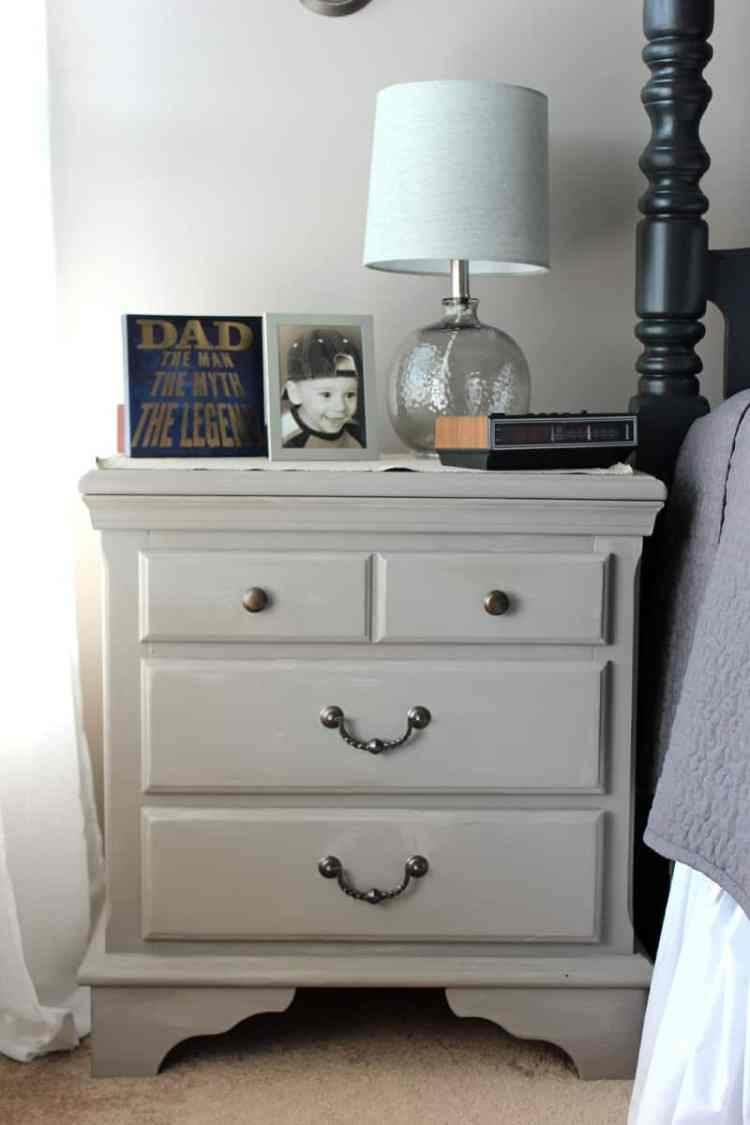Painted Furniture Ideas For The Home Before And After Love Our Real Life