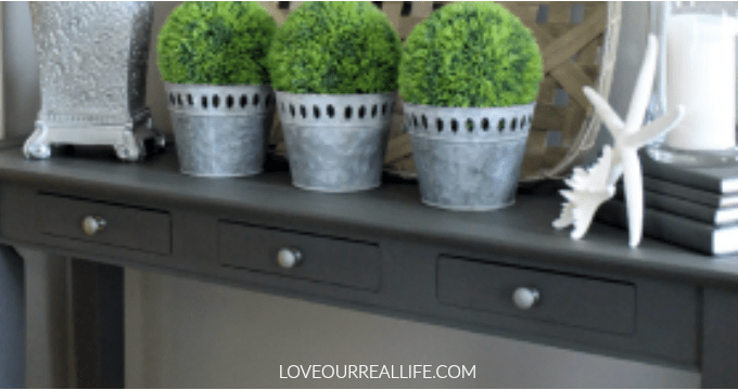 Painted furniture makeovers. If you love before and afters with lots of pictures as well as tutorials, you'll love today's post!