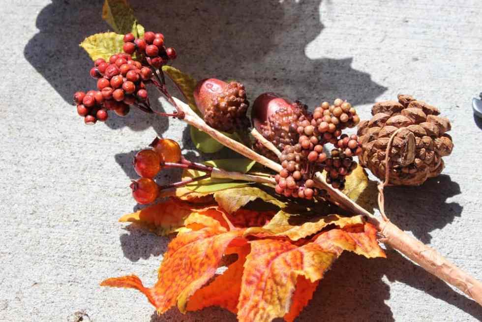 Wine cork pumpkin, pumpkin made from wine corks, fall craft, autumn craft