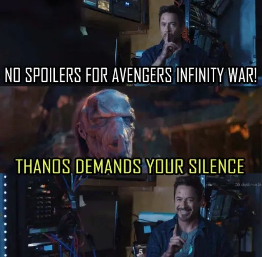 5 Avengers Infinity War Memes That Perfectly Describe My First