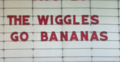 Go F@#$ing Bananas at the Wiggles