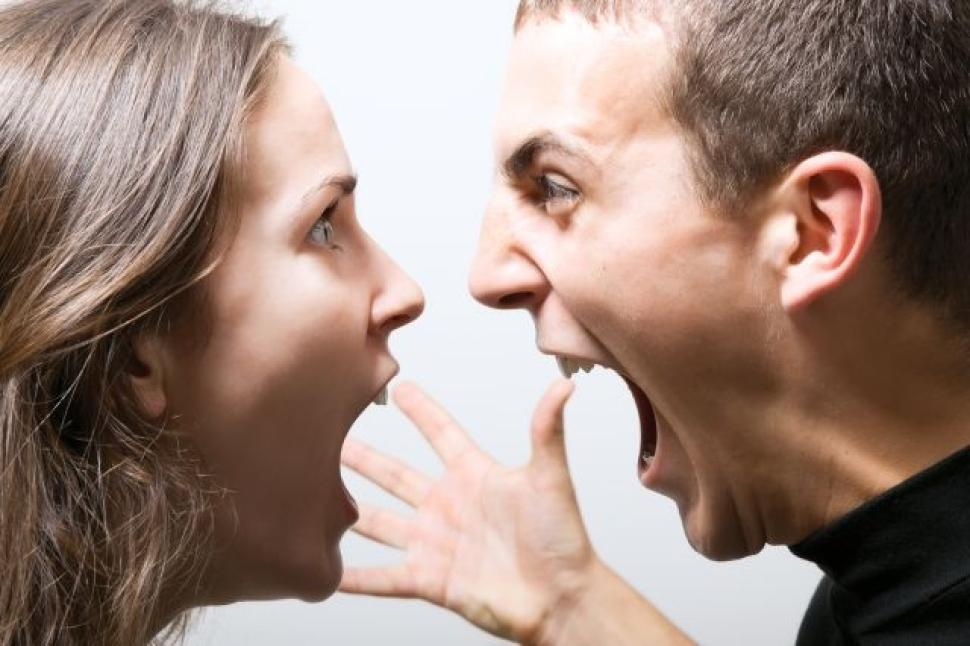 Husband Wife Fight Solution