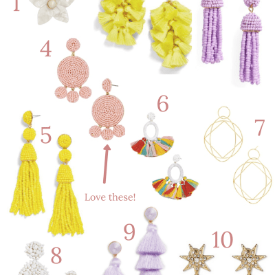 Babe on a Budget: 10 Statement Earrings Under $50