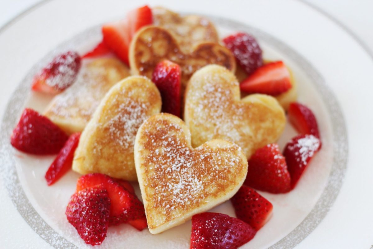 At Home Valentine's Day Ideas