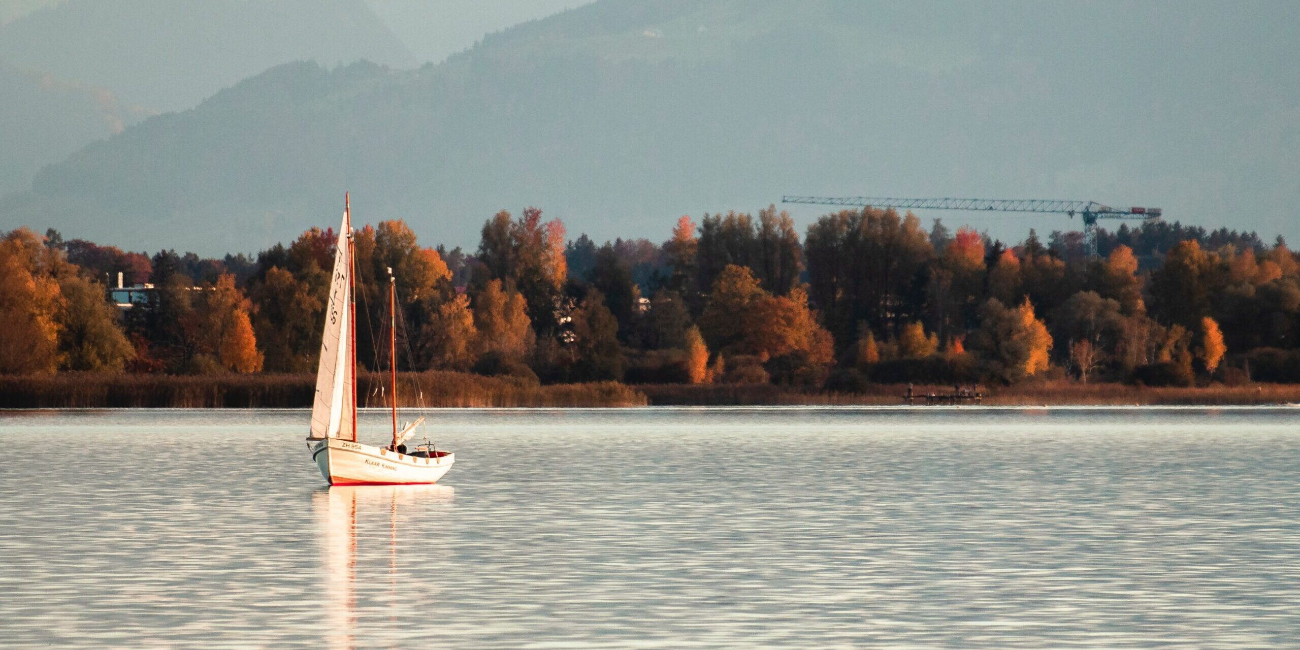 Autumn Sailing