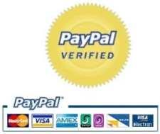Reberstein's Miniature Schnauzer Is PayPal Verified