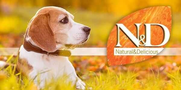 Farmina Natural And Delicious Grain-Free Pumpkin Formula