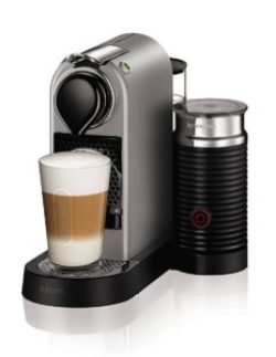 Nespresso Citiz coffee marker