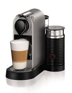 Nespresso Citiz coffee pod machine