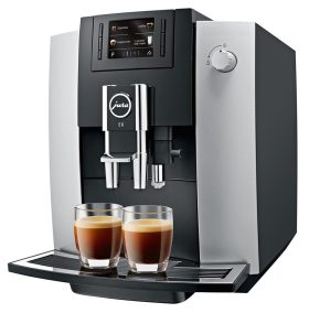 Jura E6 coffee maker
