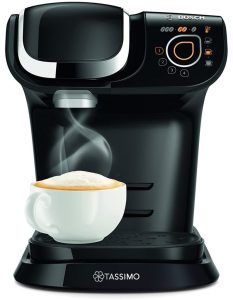 Tassimo My Way coffee pod machine