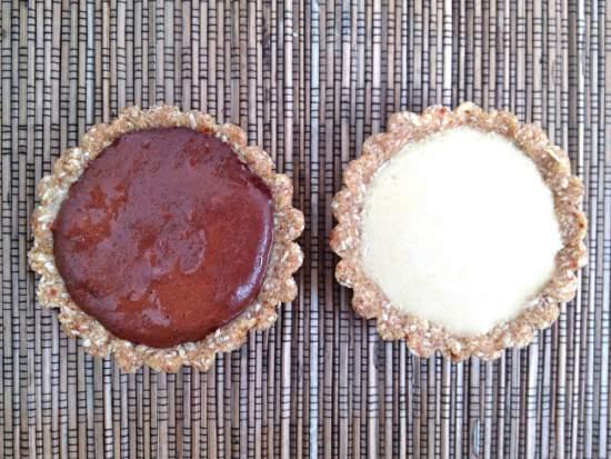 raw tarts