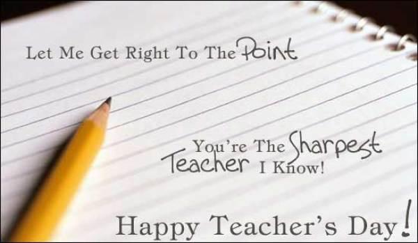 some lines on teachers day, teacher day lines, good sentence for teacher