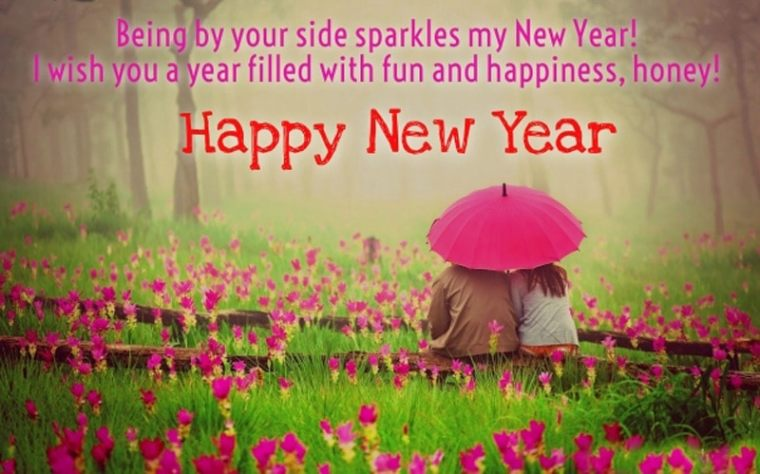 Special Happy New Year Wishes For Husband, Happy New Year to My Dearest Hubby, Best Happy New Year Message For Husband, New Year Quotes For Husband by Wife on Love, Lovely Happy New Year Wishes For Hubby, Beautiful Happy New Year Quotes from Her, Happy New Year Love Wishes for Husband, new year wishes for wife in hindi, happy new year message for wife in hindi