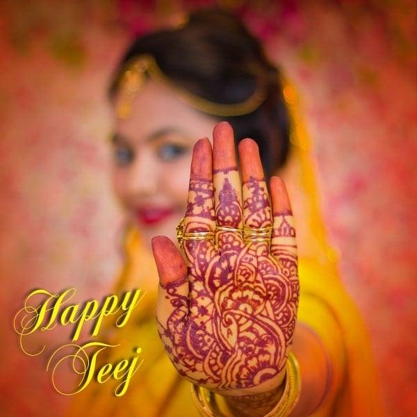 happy teej status hindi, teej status, teej status for husband