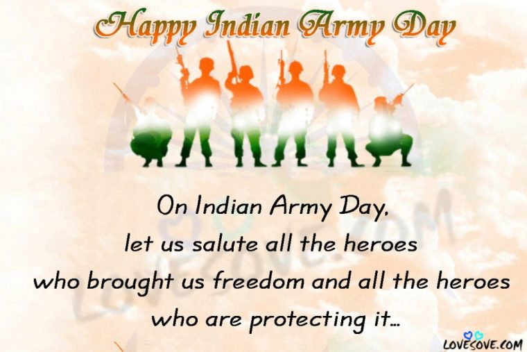 Best Quotes From Indian Army Soldiers, indian army day status, indian army attitude status in english, indian army status for whatsapp in english, army day status, indian army attitude status in hindi, indian army quotes, indian army day whatsapp dp hd, Happy Army Day 2020 Shayari, Happy Indian Army Day 2020 Wishes Images, proud of indian army status, indian army status hindi, army shayari in hindi, indian army hindi status, indian army whatsapp status, status army, indian army sad shayari in hindi, army whatsapp status, best army status, Army shayari, indian army love status, indian army best status, status for indian army, army status download, attitude army status
