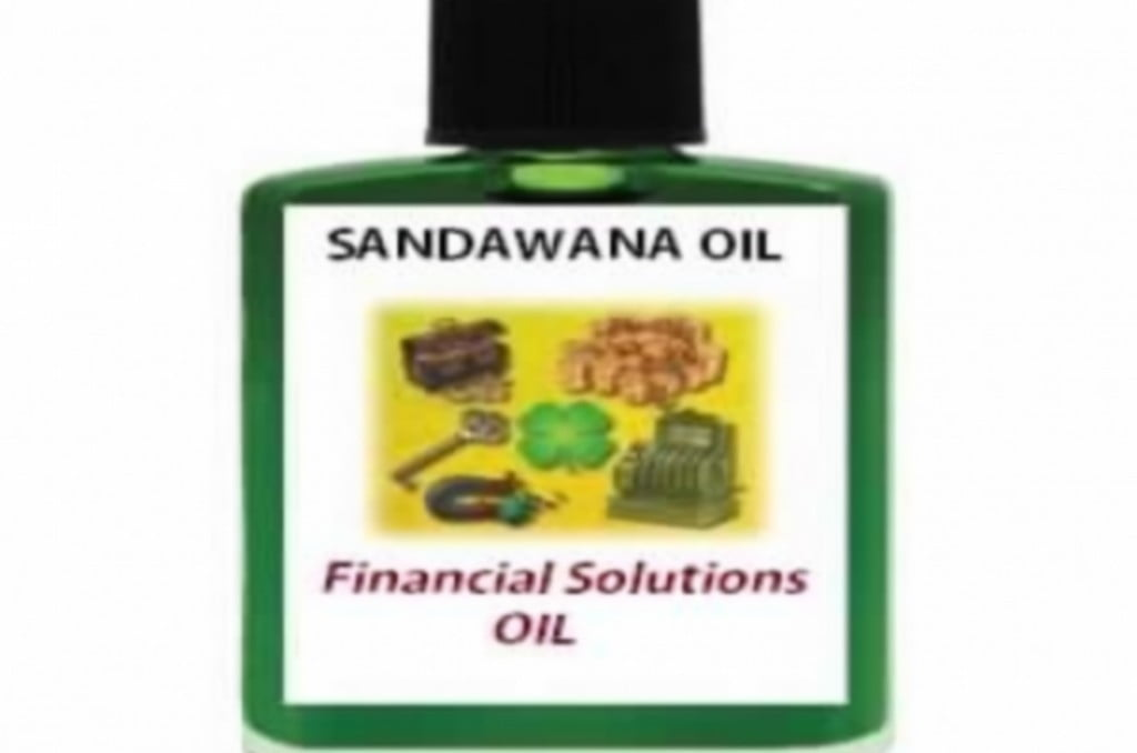 Pastors Using Sandawana Oil