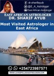 Most Visited Astrologer in East Africa