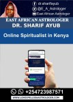 Online Spiritualist in Kenya