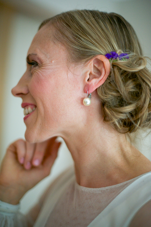 Wedding earings Brighton