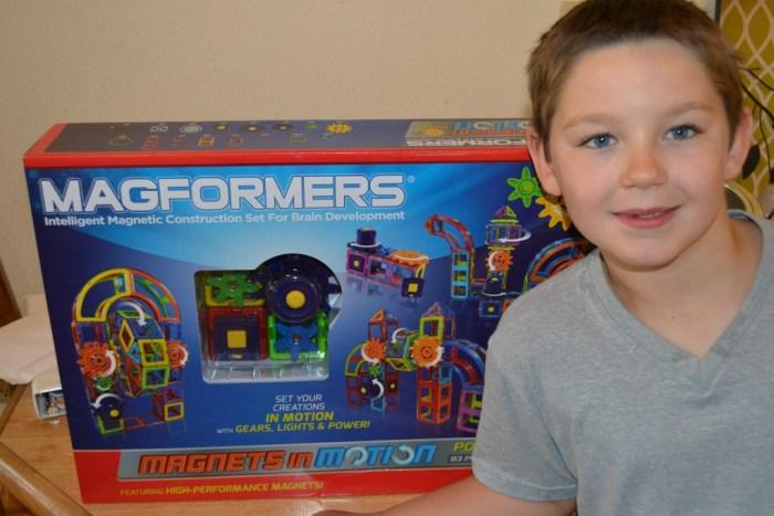 magformers christmas gift