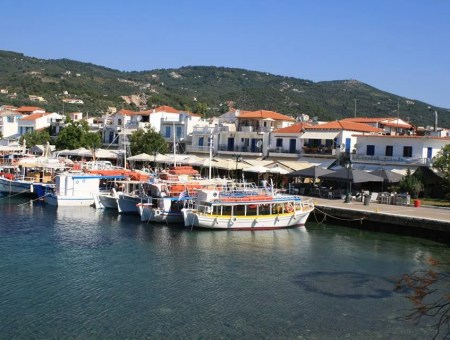 Skiathos Greece is where you should be vacationing!