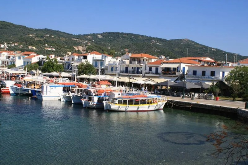 skiathos greece vacation